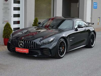 gebraucht Mercedes AMG GT -R, Keramic, Burmester, ACC, UVM, 1.Bes. Ö-Auto Sportwagen / Coupé,