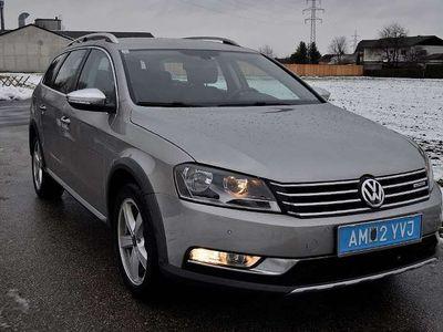 gebraucht VW Passat Alltrack BMT 2,0 TDI DPF Kombi / Family Van,