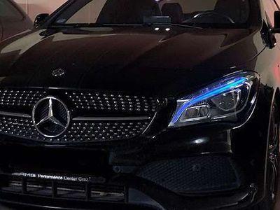 gebraucht Mercedes CLA220 d Aut.