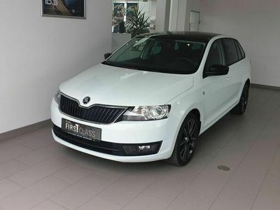 gebraucht Skoda Rapid Spaceback Ambition TSI Green tec