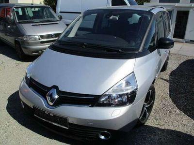 gebraucht Renault Espace 2,0 dCi Celsium Kombi / Family Van