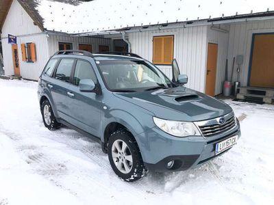 gebraucht Subaru Forester 2,0D XS Comfort SUV / Geländewagen
