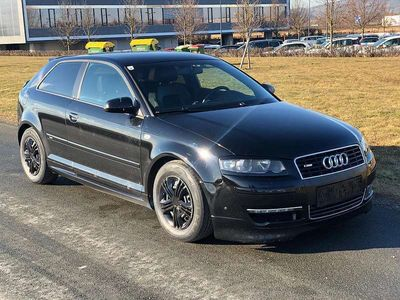 gebraucht Audi A3 Ambition 2,0 TDI S Line
