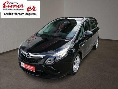 gebraucht Opel Zafira Tourer 1,4 Turbo ecoflex Edition