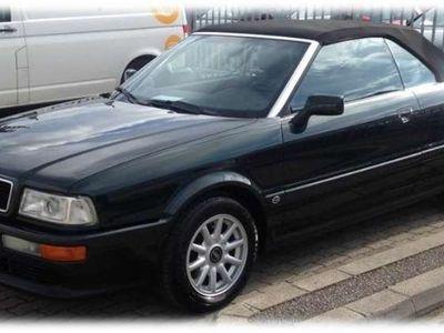 gebraucht Audi Cabriolet 2,6E V6 Automatik Cabrio / Roadster