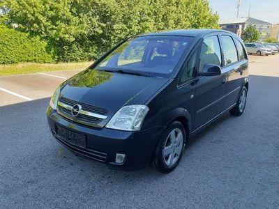 gebraucht Opel Meriva 1,6 Cosmo