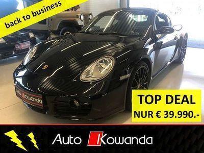 gebraucht Porsche Cayman S II Limited EDITION 3,4 -Nr.486/700