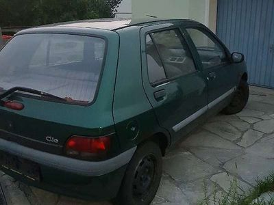 brugt Renault Clio 1.2 Klein-/ Kompaktwagen,