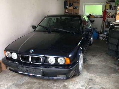 gebraucht BMW 518 5er-Reihe E34 i Sportsitze/Gewindefahrwerk/BBS Limousine