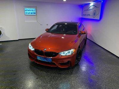 gebraucht BMW M4 M-DKG Aut. (F82) *M-PERFORMANCE ANLAGE*ABSOLUTES