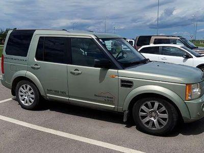 gebraucht Land Rover Discovery 3TD V6 HSE SUV / Geländewagen