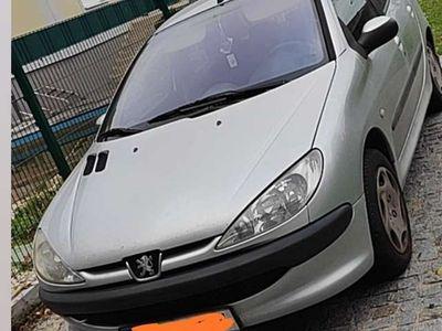gebraucht Peugeot 206 1,4 HDi