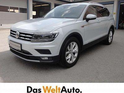 gebraucht VW Tiguan Allspace Highline TDI 4MOTION DSG
