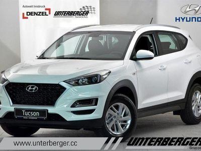 gebraucht Hyundai Tucson Level 2 1,6 CRDi 4WD MT 802q