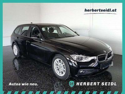 gebraucht BMW 320 3er-Reihe d Touring EfficientDynamics *LED / NAVI* Kombi / Family Van