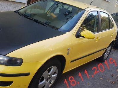 gebraucht Seat Leon 1.9 TDI Klein-/ Kompaktwagen