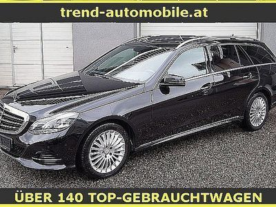 usata Mercedes E300 BlueTEC Hybrid Avantgarde Aut. *VOLL*