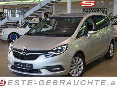 gebraucht Opel Zafira Tourer 1.6 Turbo Innovation 7-Sitzer LED PD