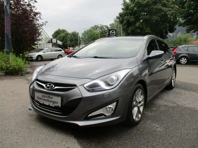 gebraucht Hyundai i40 Premium 1,7 CRDi Aut.