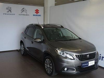 gebraucht Peugeot 2008 1,6 BHDI S&S Active SUV / Geländewagen,