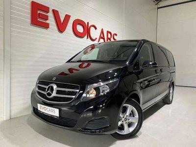 gebraucht Mercedes V220 d Lang Aut. // 7-SITZER //