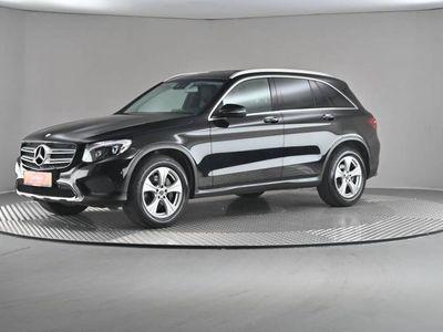 gebraucht Mercedes 220 GLC-Klasse4Matic Autom,Exclusive-Paket (900091)
