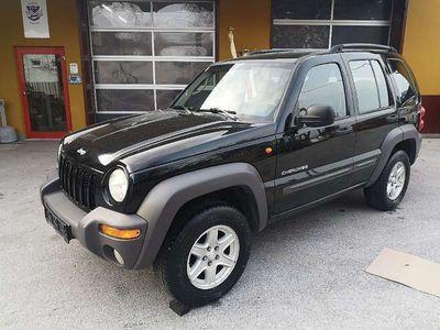 gebraucht Jeep Cherokee 2,5 Sport Plus CRD TD SUV / Geländewagen