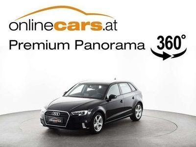 gebraucht Audi A3 Sportback 1,5 TFSI S-tronic sport XENON TEMP SHZ MEGAPREI