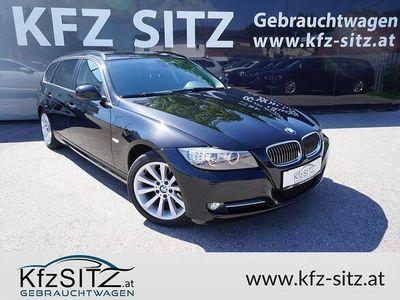 gebraucht BMW 318 d Touring Österreich-Paket Aut.