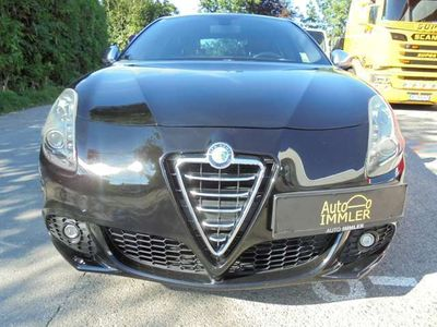 gebraucht Alfa Romeo Giulietta Super *BOSE*TEMPOMAT*BI-XENON*PDC
