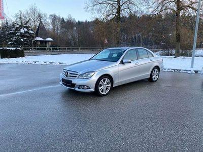 gebraucht Mercedes C350 4Matic (BlueEFFICIENCY) 7G-TRONIC Avantgarde