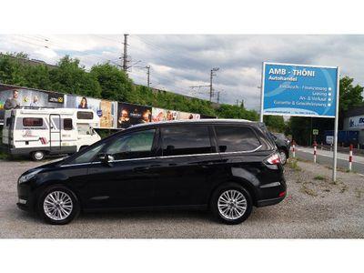 gebraucht Ford Galaxy 2,0 TDCi Titanium Start/Stop Kombi / Family Van,