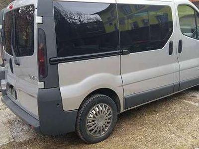 gebraucht Renault Trafic Kombi L1H1 1,9 dCi kurz NL 1000