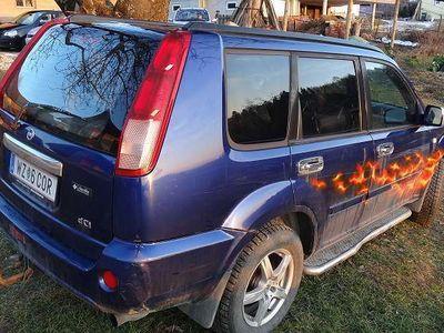 brugt Nissan X-Trail Columbia 2,2 dCi 16V SUV / Geländewagen,