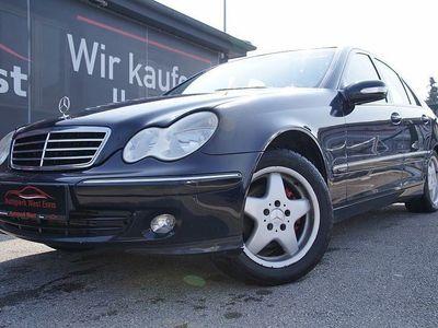 gebraucht Mercedes C220 C-KlasseAvantgarde CDI Limousine