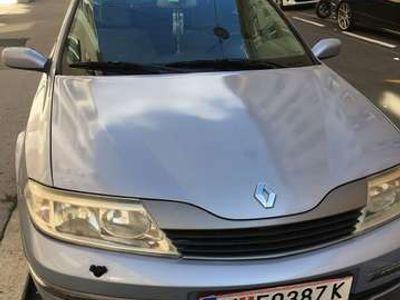 gebraucht Renault Laguna Kombi Expression 1,9 dTi Aut.