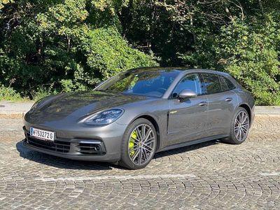gebraucht Porsche Panamera 4 Sport Turismo e-Hybrid Limousine