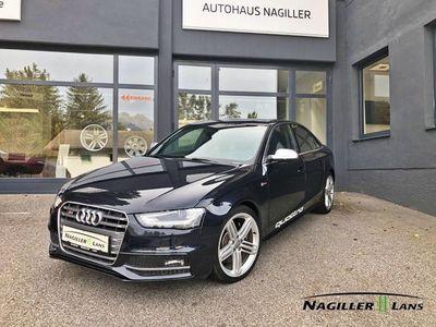 gebraucht Audi S4 3,0 TFSI quattro S-tronic