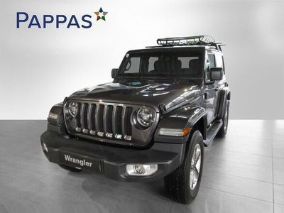 gebraucht Jeep Wrangler Sahara 2,2 CRDi Aut.
