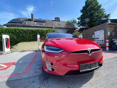 gebraucht Tesla Model X 100 D Sport - Vorsteuerabzug SUV / Geländewagen