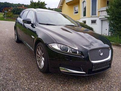 gebraucht Jaguar XF Sportbrake 2,2 Diesel Premium Luxury