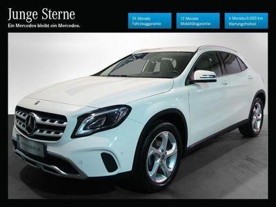 gebraucht Mercedes GLA200 d Austria Edition