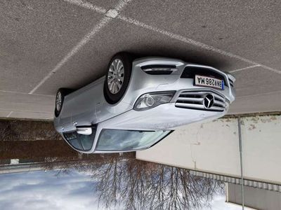 gebraucht Mercedes C180 C-KlasseCGI Limousine