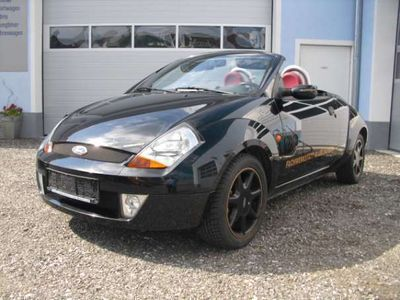 gebraucht Ford StreetKa Ka 1,6 Cabrio / Roadster