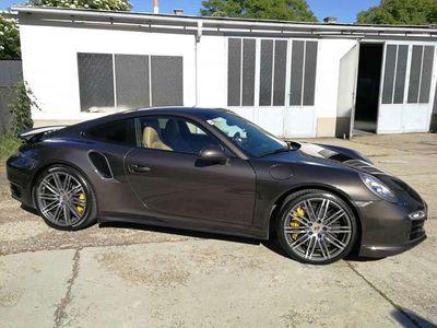 gebraucht Porsche 911 Turbo S Sportwagen / Coupé,