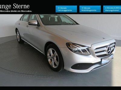 gebraucht Mercedes E200 Limousine Avantgarde, Aut.