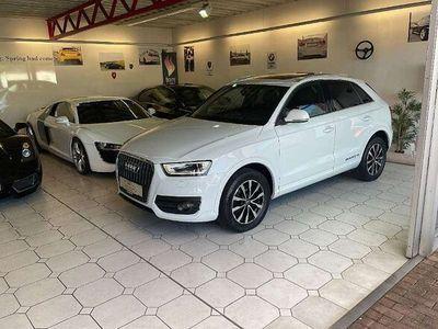 gebraucht Audi Q3 2,0 TDI quattro Daylight - Panoramadach - Navi