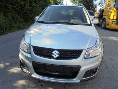 gebraucht Suzuki SX4 2,0 GLX DDiS/4WD/SH