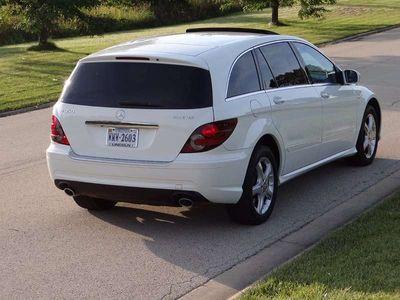 gebraucht Mercedes R350 lang CDI 4MATIC Aut.