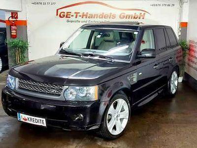 gebraucht Land Rover Range Rover Sport 3,6 TdV8 HSE Facelift